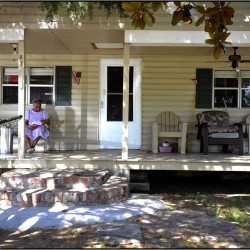 Gee's Bend Image No. 169, Mary Lee's Porch