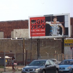 High Zero 2012, Billboard