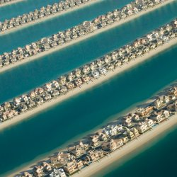 Palm Jumeirah, Dubai, U.A.E., 2008