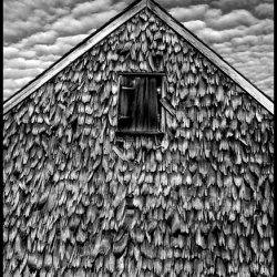 Plantation Diary, Sotterley Plantation, corn crib