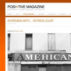 Positive Magazine interview