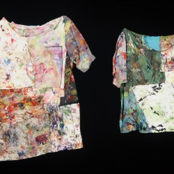 Painting Rag Shirts