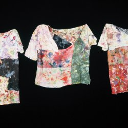 3 Painting Rag Shirts