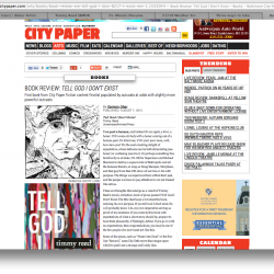 City Paper Review