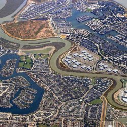 Redwood City and Foster City, California