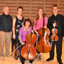 The Borowsky Family (The American Virtuosi)